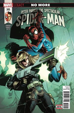 Peter Parker The Spectacular Spider-Man Vol 1 305