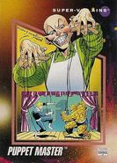 Philip Masters (Earth-616) from Marvel Universe Cards Series III 0001
