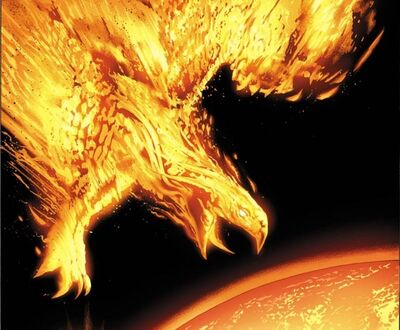 Phoenix Force (Earth-616) from X-Men Phoenix Endsong Vol 1 1 001