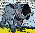 Rajah (Elephant) (Earth-616) from Tales to Astonish Vol 1 21 001