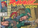 Ravage 2099 Vol 1 2