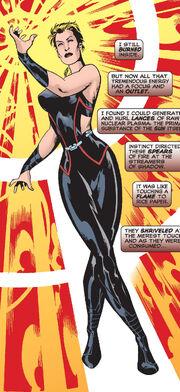 Samantha Dunbar (Heroes Reborn) (Earth-616) from Heroes Reborn Doom Vol 1 1 0001