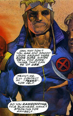 Samuel Guthrie (Earth-9511) from The Last Avengers Story Vol 1 1 0001