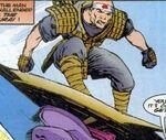 Samurai (Earth-928) Punisher 2099 Vol 1 27