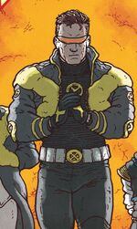 Scott Summers (Earth-55133) from E Is For Extinction Vol 1 2 001