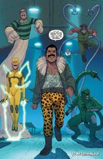 Sinister Six (Earth-22191) from Spider-Verse Vol 2 2