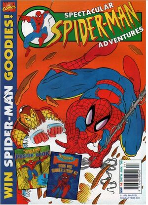 Spectacular Spider-Man (UK) Vol 1 004