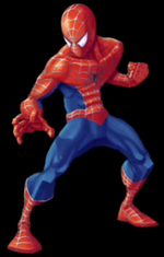 Spider-Man (Earth-71002) from Spider-Man Friend or Foe 0001