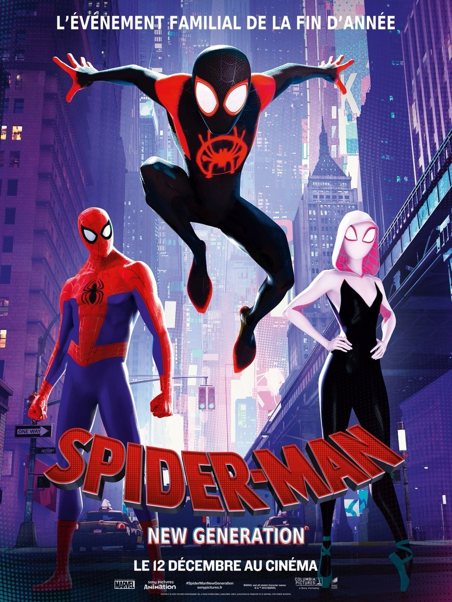 Spider-Man: Into the Spider-Verse 2018 Download And Watch Online Full Movie In Dual Audio Hindi And Englisgh