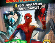 Spider-Men (Earth-TRN461) from Spider-Man Unlimited (video game) 174
