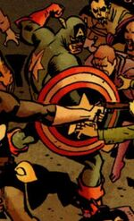 Steven Rogers (Earth-11080) from Marvel Universe Vs. The Punisher Vol 1 1 0001