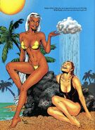 Storm marvel swimsuit - 4 20
