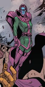 Susan Storm (Earth-13074) from Ultimate Comics Ultimates Vol 1 25 001