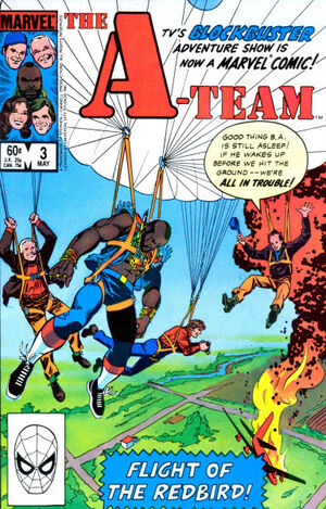 The A-Team Vol 1 3