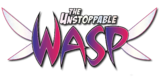 The Unstoppable Wasp (2017) logo