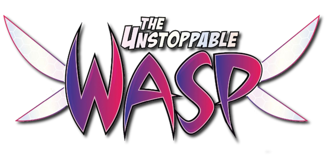 File:The Unstoppable Wasp (2017) logo.png