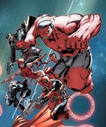 Thunderbolts (Red Hulk) (Earth-616) from Thunderbolts Vol 2 17 001