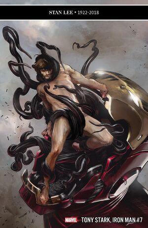 Tony Stark Iron Man Vol 1 7