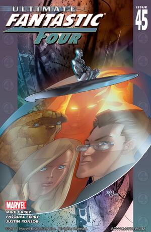 Ultimate Fantastic Four Vol 1 45