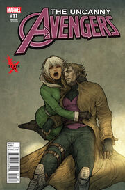 Uncanny Avengers Vol 3 11 Death of X Variant