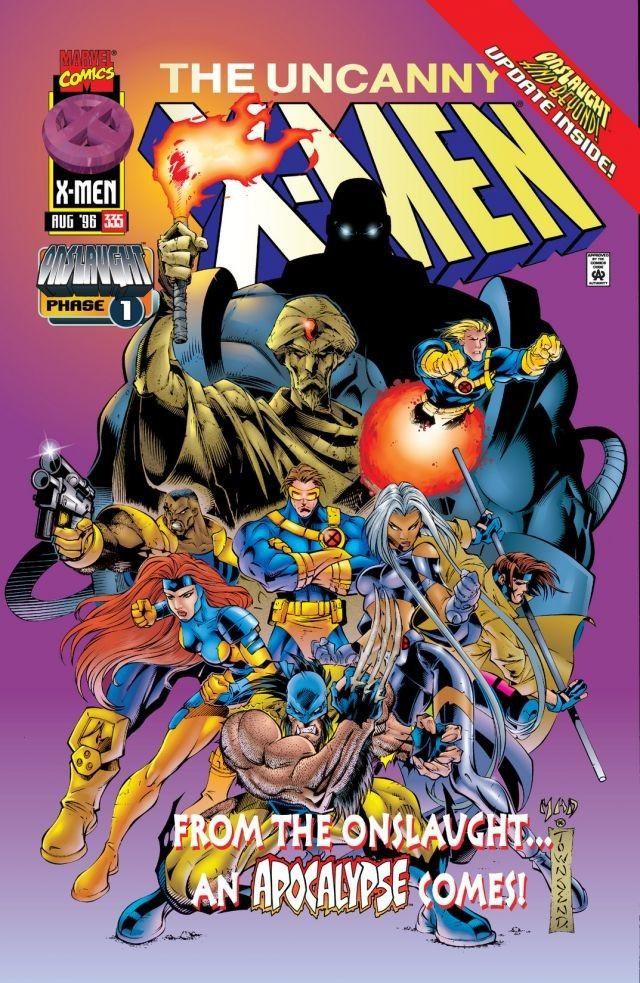 Uncanny X-Men Vol 1 335