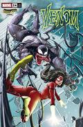 Venom Vol 4 24 Spider-Woman Variant