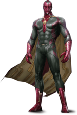 Vision (Earth-TRN012) from Marvel Future Fight 003