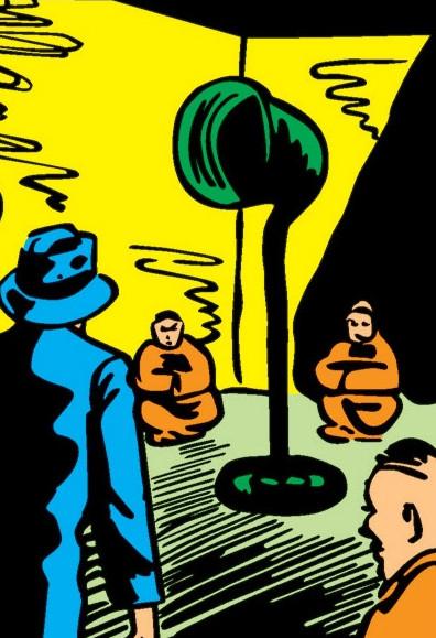 Voice (Drug Dealer) (Earth-616) from Marvel Mystery Comics Vol 1 6 001