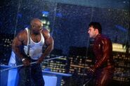 Wilson Fisk (Earth-701306) and Matthew Murdock (Earth-701306) from Daredevil (film) 0001