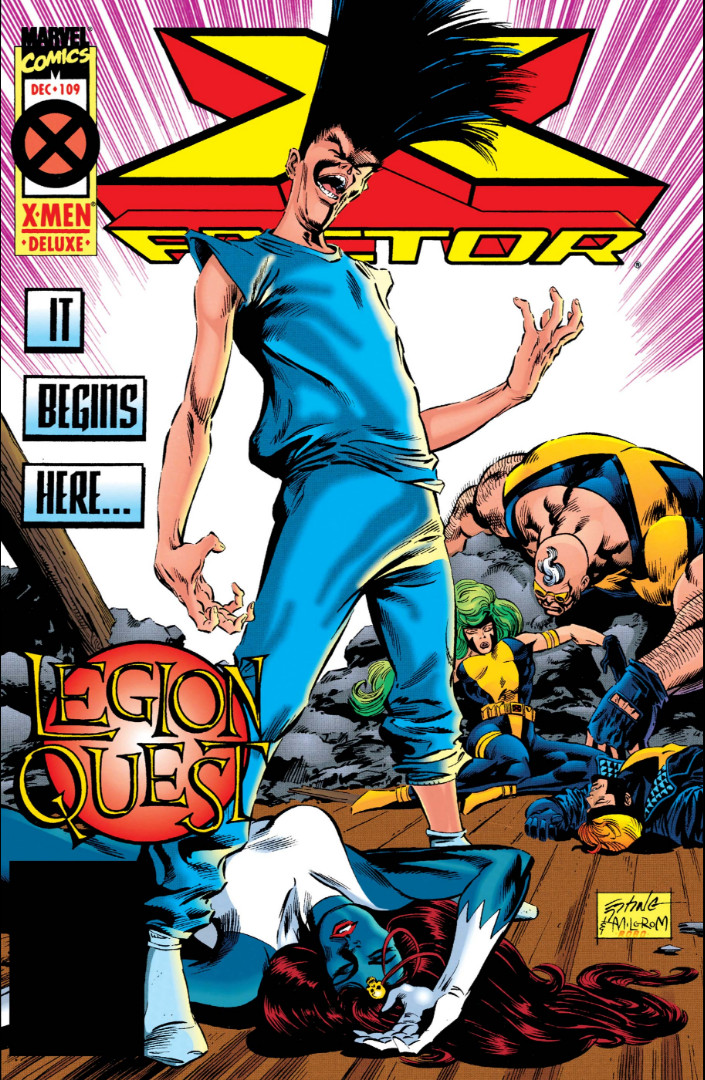 X-Men Legion Quest