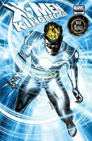 X-Men Kingbreaker Vol 1 4