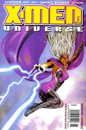 X-Men Universe Vol 1 12