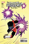 Amazing Spider-Man Renew Your Vows Vol 2 6 ResurrXion Variant