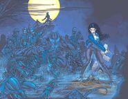 Anita Blake Vampire Hunter - Guilty Pleasures Vol 1 1 Variant Full Cover