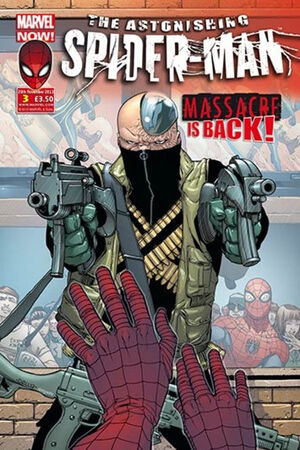 Astonishing Spider-Man Vol 4 3