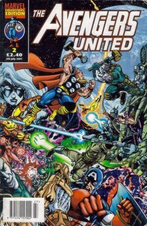 Avengers United Vol 1 2