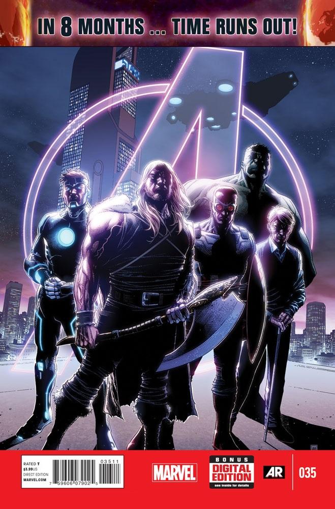 Avengers Vol 5 35