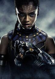 Black Panther (film) poster 005 Textless