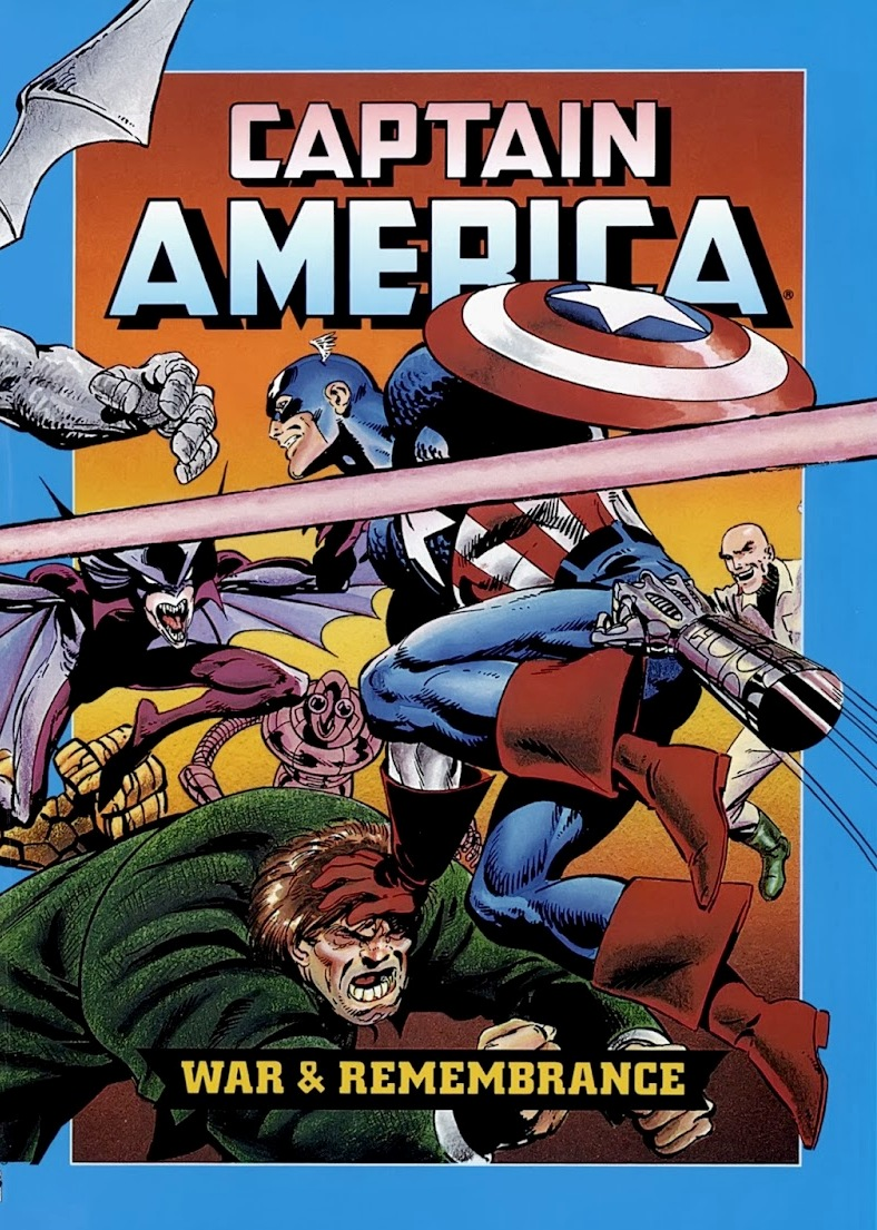 Captain America War and Remembrance TPB Vol 1 1