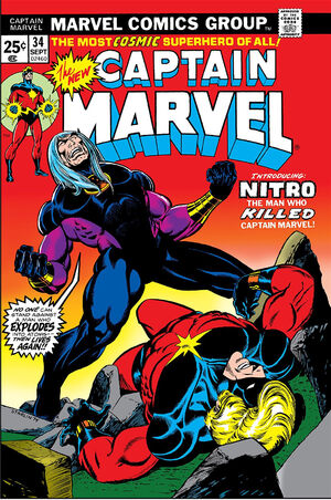 Captain Marvel Vol 1 34