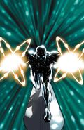 Captain Universe Silver Surfer Vol 1 1 Textless
