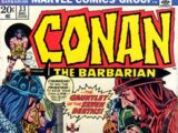 Conan the Barbarian Vol 1 33