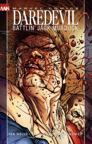 Daredevil Battlin' Jack Murdock Vol 1 2