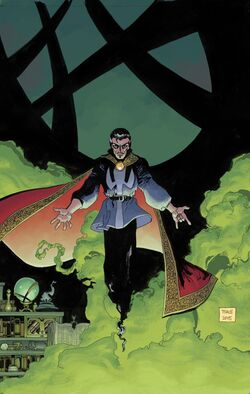 Doctor Strange Vol 4 3 Sale Variant Textless