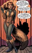 Doreen Green (Earth-616) and Monkey Joe (Earth-616) from G.L.A. Vol 1 1 0001