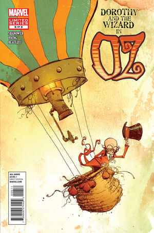 Dorothy & The Wizard in Oz Vol 1 6