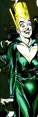 Electra (Earth-616) from What is it That Disturbs You Stephen Vol 1 1 001