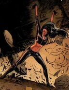 Elizabeth Ross (Earth-33124) from Venom Vol 2 13.3 001