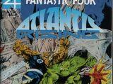 Fantastic Four: Atlantis Rising Vol 1 1