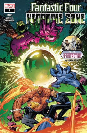 Fantastic Four Negative Zone Vol 1 1